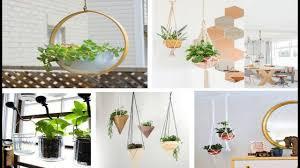 hanging wall planters indoor contemporary vertical garden regarding 4