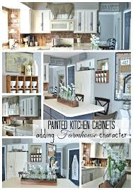 farmhouse kitchen remodel painted cabinets adding character the other style cabinet hardware farmhouse kitchen with green shaker cabinets