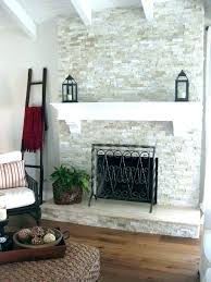 update stone fireplace update brick fireplace update brick fireplace updated brick fireplace best ideas about update