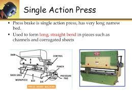 action sheet metal u4 p4 sheet metal operation