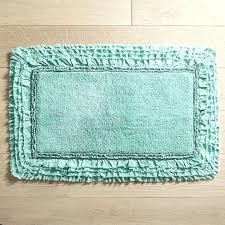 turquoise bathroom rugs pier 1 imports frayed edge turquoise bath rug gray and turquoise bathroom rugs