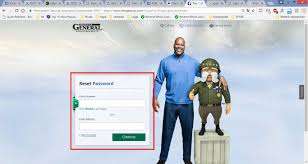 the general auto insurance forgot password for login