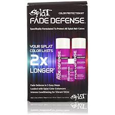 Splat Fade Defense Hair Color Maintenance
