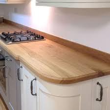 hcsupplies prime oak solid wood 2000x900x40mm worktop