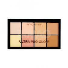 <b>Палетка хайлайтеров Makeup Revolution</b> Ultra Pro Glow (20 г ...