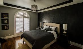 Beautiful Black And White Bedroom Design Black And White Bedroom Design  Decorating Ideas .