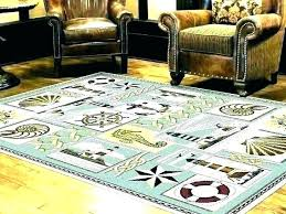 nautical area rug ocean themed area rugs beach nautical decor