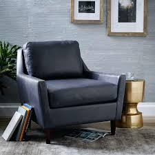 blue leather chair. Blue Leather Chair Uk
