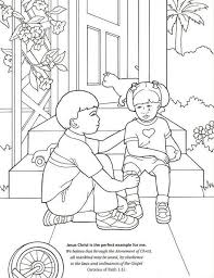 See more of coloring pages for adults on facebook. Latter Day Saints Lds Coloring Pages
