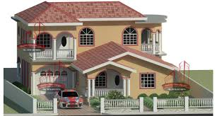 Small Picture Home designs Building construction 3d rendering real estate