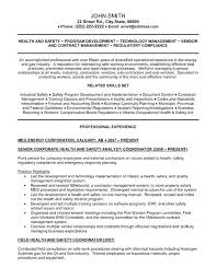 Occupational Health And Safety Resume Examples Best of Compliance Analyst Resume Senior Health And Safety Analyst Resume