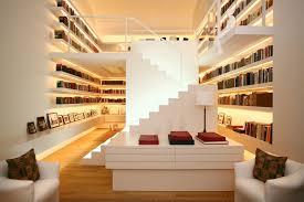 lighting bookshelves. lighting for bookshelves family room contemporary with library bookcase strip