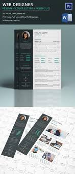 Resume Portfolio Samples Pdf Oneswordnet