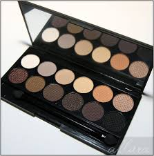 eyeshadow palette au naturel review swatches sleek au naturel i divine eye shadow palette