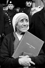 mother teresa this was mother teresa s first miracle time
