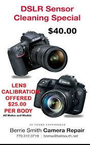 Camera Sensor Cleaning and Lens Cleaning | Photography Workshops ...