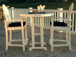 outdoor high top table set bar top patio furniture bar patio furniture patio high top patio