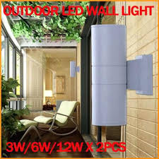 elegant up down cylinder wall sconce led outdoor lamp porch light exterior philips mygarden robin lantern