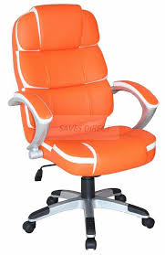 white luxury office chair. High-Back-Executive-Office-Chair-Tilt-Luxury-PU- White Luxury Office Chair F