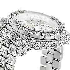mens breitling watch men s breitling diamond watch