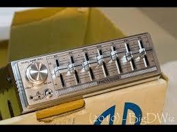 vintage pioneer cd equalizer eq wow vintage pioneer cd 5 equalizer eq wow