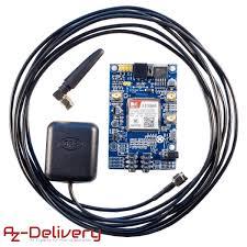 <b>SIM 808</b> - AZ-Delivery