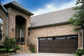 walnut garage doorsThermacore Insulated Garage Doors  Hill Country Overhead Door