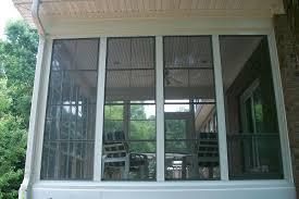 3 season porch windows eze breeze traditional with room cabana diy 12
