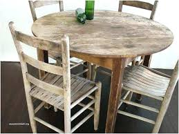 distressed white round dining table kitchen and collection in of diy distressed white round dining table