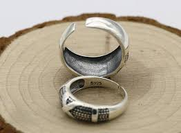 s925 sterling thai old nine door buddha william chan zhang kai shan the same couple open rings from rings club factory
