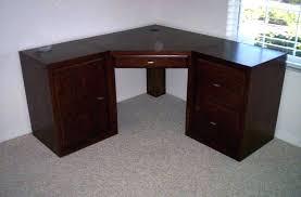 wooden corner desk wooden corner computer desk wood corner desk plans free dark wood corner desk