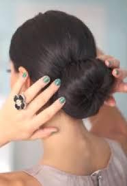 Rychlý A Elegantní účes S Pomocí Donutu Vlasy Incz