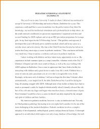 Personal Statement Essay Definition