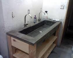 wonderful sink concrete sink crab remodeling on diy sink a