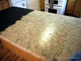 can you paint laminate awesome slab granite formica countertops painted before after