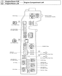 where can i find the ac compressor relay switch at on a 2003 2004 toyota corolla interior fuse box diagram at 2003 Corolla Fuse Box Diagram