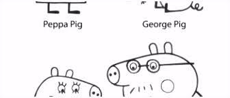5 Kleurplaat Peppa Pig Sampletemplatex1234 Sampletemplatex1234