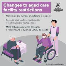 Maybe you would like to learn more about one of these? Sa Health There Are Now No Restrictions On The Number Of Relatives And Friends That Can Visit A Resident Of An Aged Care Facility ℹ Please Check With The Residential Aged