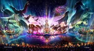 Rivers Of Light Animal Kingdom Times Rivers Of Light To Be Shown 3 Times Per Night
