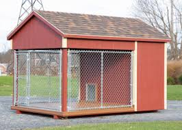 amish made portable dog kennels the