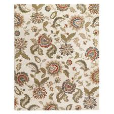 Small Picture Home Decorators Collection Lucy Cream 8 ft x 10 ft Area Rug