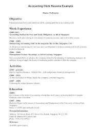 Cover Letter Accounting Clerk Chief Accountant Cover Letter Brilliant Ideas Of Cover Letter Sample