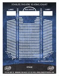Branson Famous Theatre Seating Chart 62 Complete Welk Theater Branson Seating Chart