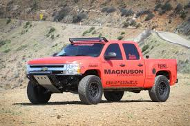 All Chevy chevy 1500 prerunner : Magnuson Superchargers Builds One Awesome Chevy Pre-Runner - Off ...