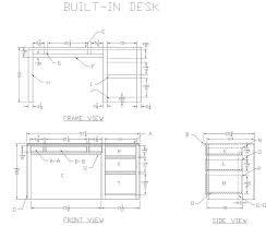 office desk design plans. Technical Information For Building Desk Plans Wood Cefuroxima Laurel Nyssa March Saturday Build In Office Design S