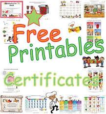 Printable Toddler Certificates Download Them Or Print