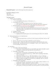 Apa Research Proposal Sample Apa Format For Proposal Under Fontanacountryinn Com
