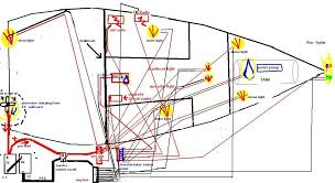 wiring diagram for boat lights the wiring diagram marine wiring diagram perfect sketch basic boat wiring diagram wiring diagram