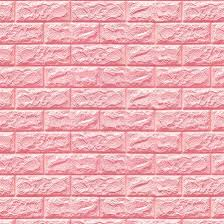happytoys 70x77cm pe foam 3d wall stickers safty home decor wallpaper sticker pink souq uae