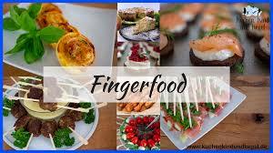 Bildergebnis für buffet fingerfood ideen